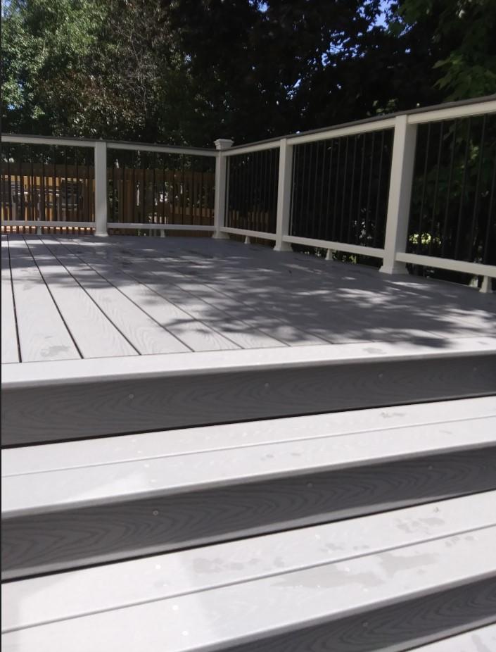 Composite deck ottawa